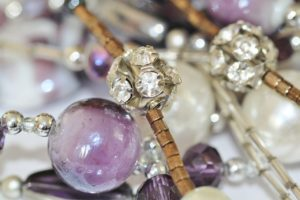 jewellery, beads, chain