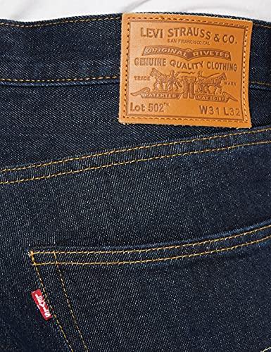 55789 5 levis herren 502 taper jeans