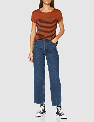100641 2 tom tailor denim damen streife