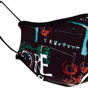 93107 1 desigual unisex adult mask let