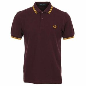 93234 1 fred perry twin tipped poloshi