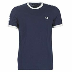 93261 1 fred perry taped ringer tee