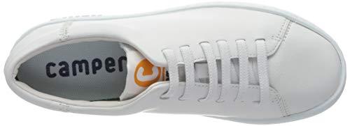 95081 5 camper damen peu sneaker whit