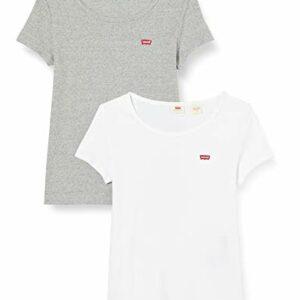 98779 1 levis damen 2pack t shirt 2