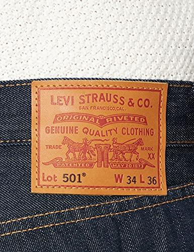 98855 5 levis herren 501 original fit