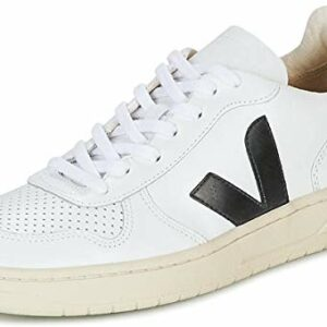 111309 1 veja damen sneaker v 10 weiss
